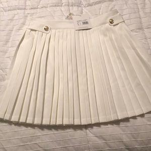 Missguided pleated tennis skirt